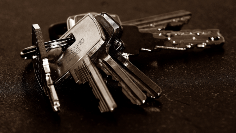 Reducing several locks to work with a single key