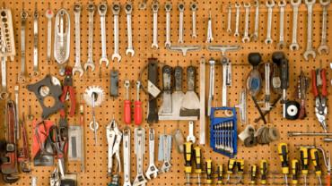 Garage de mécanique automobile